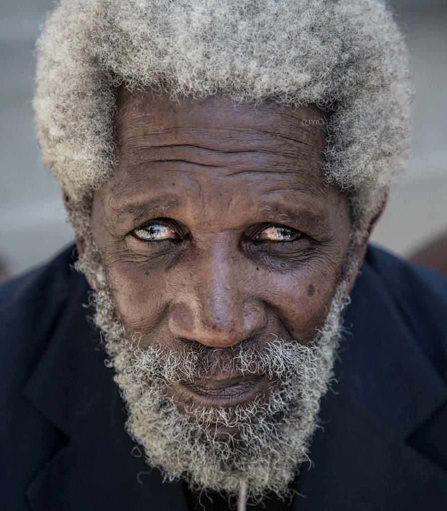 Zulu Elder
