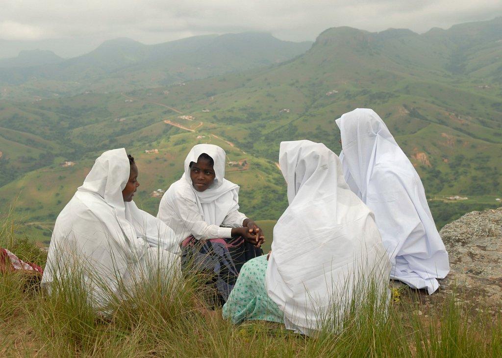 Shembe Pilgrims