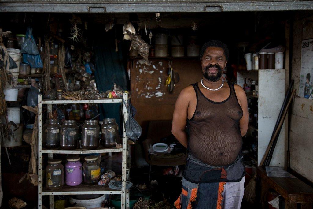 The Muti Market