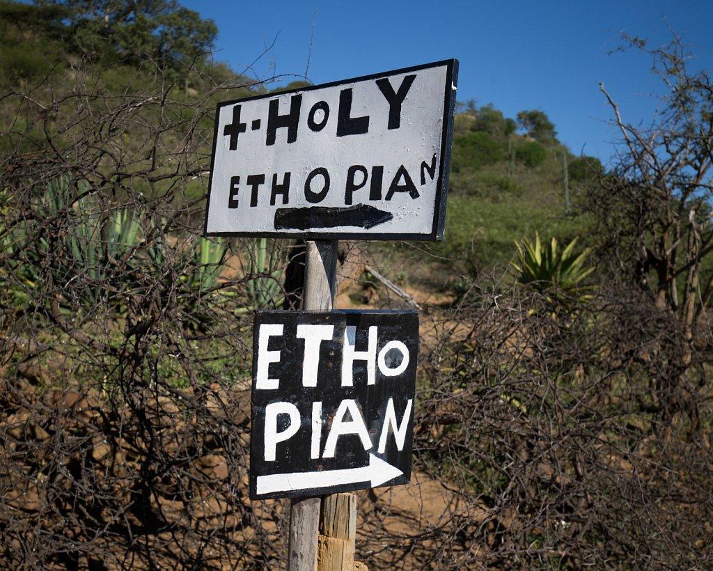 Holy Ethopian